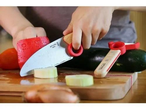 Kinder Küchenmesser opinel