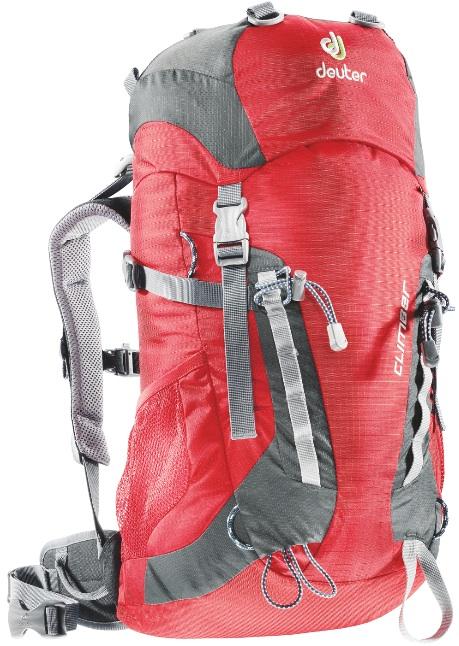Einer für so ziemlich alles. Der Deuter Kinderrucksack Climber gehört ins Gebirge, wie der Enzian. Foto: (c) Deuter