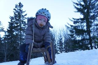 Am Wilden Kaiser in Tirol gibt es für den kommenden Winter hilfreiche Neuerungen für Familien, die dort ihren Winterurlaub verbringen.  Foto: (c) Kinderoutdoor.de