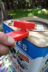 Muss nur mal schnell die Welt retten! Upcycling für Anfänger. Foto (c) Kinderoutdoor.de