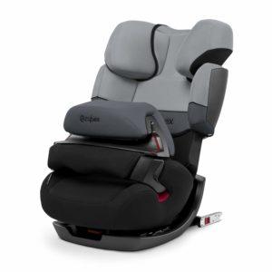 Cybex Pallas 2 Fix Test 9 36 Kg Mit Isofix Kindersitztests 2020