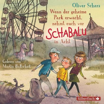 Bild Hörbuch Hamburg, Aktueller Titel von Herrn Scherz