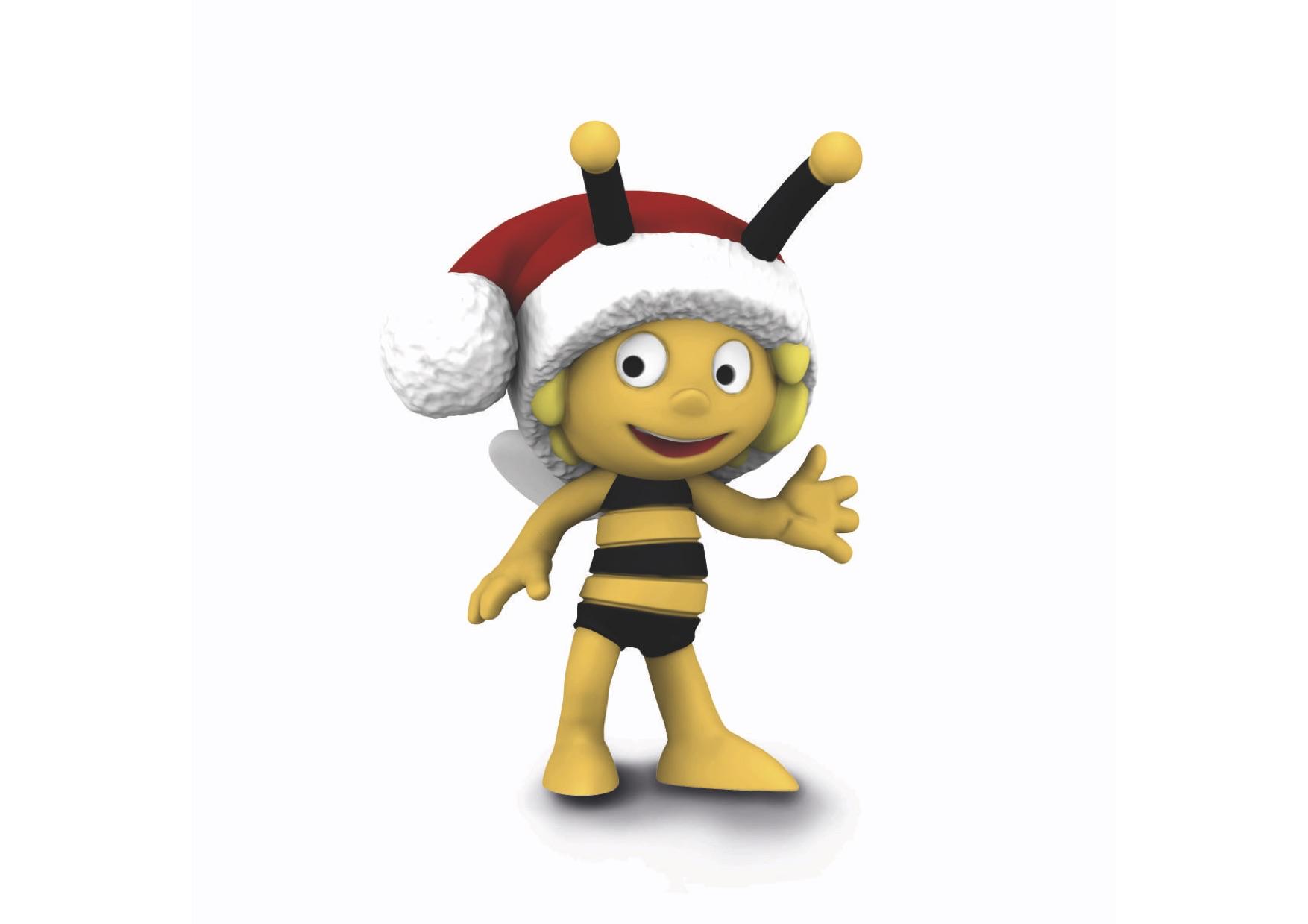 Weihnachten mit Biene Maja und Willi - Kinderspielmagazin - das ...