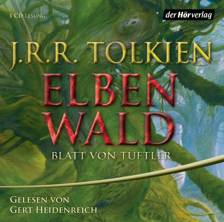 Elbenwald von J R R Tolkien