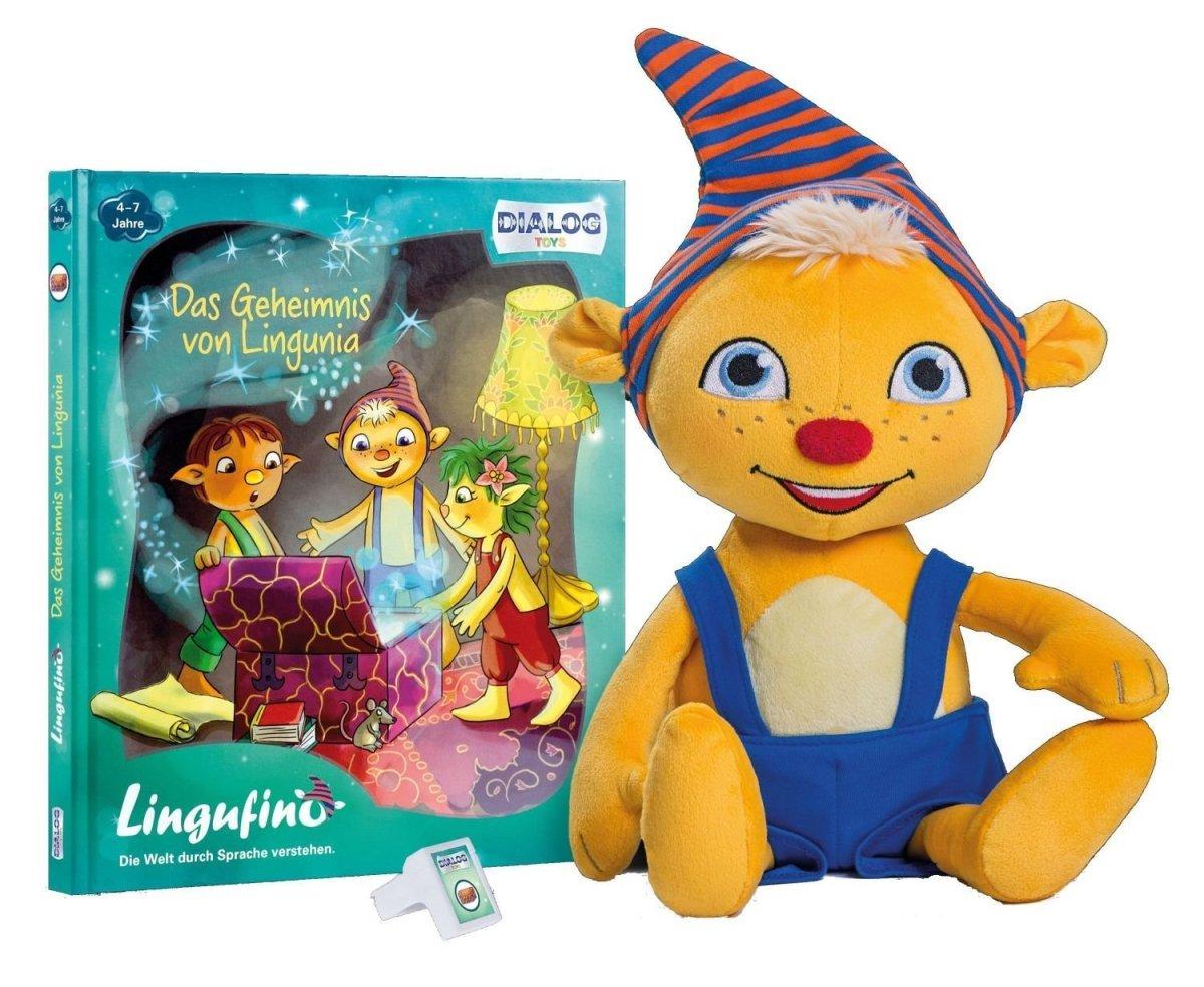 Mit Lingufino spielend sprechen lernen