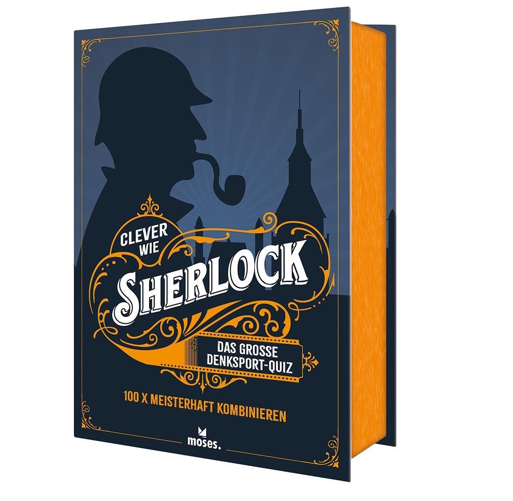 Clever wie Sherlock: Das große Denksport-Quiz