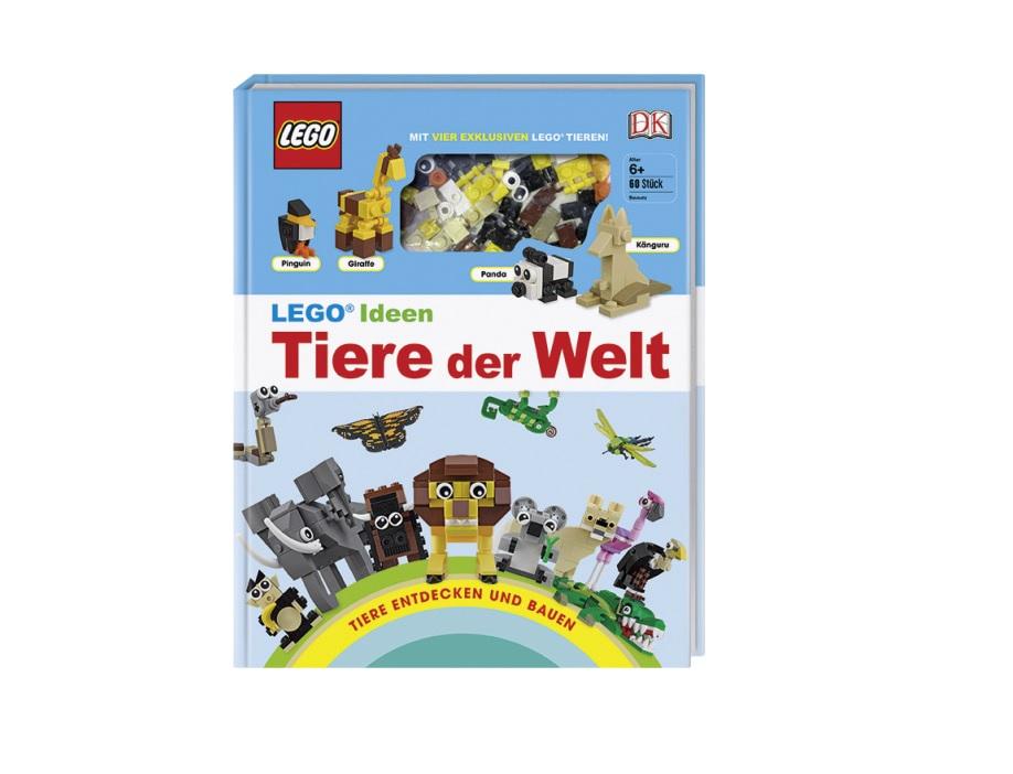 Lego Ideen – Tiere der Welt