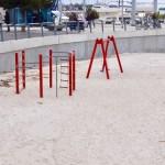 Spielplatz am Strand - Schilkseer Strand und Olympiayachthafen