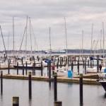 Olympiayachthafen - Schilkseer Strand und Olympiayachthafen