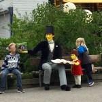 Begegnungen - Legoland Billund