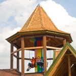 Aussichtsturm (c) Ferienzentrum Schloss Dankern