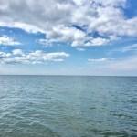 Variationen von Blau - Weissenhäuser Strand