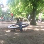 Karussell Spielplatz Schrevenpark