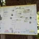 Schautafel Umweltzentrum - Eichhörnchenschutzstation Eckernförde