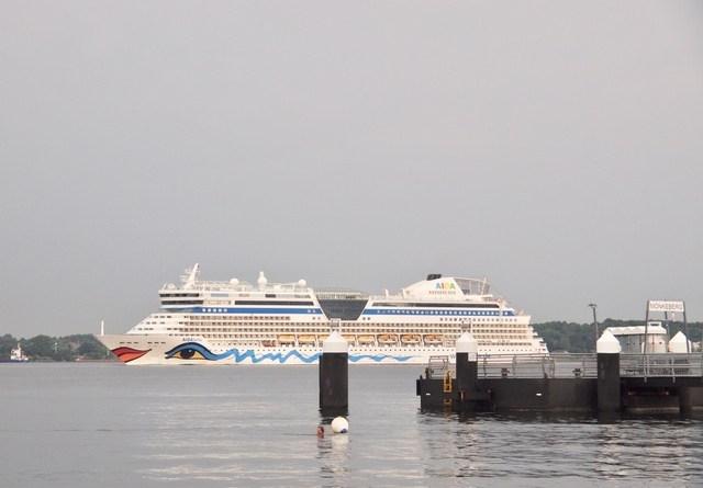Schiffsverkehr ;)