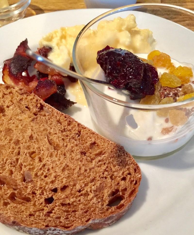 Frühstück in Malmö