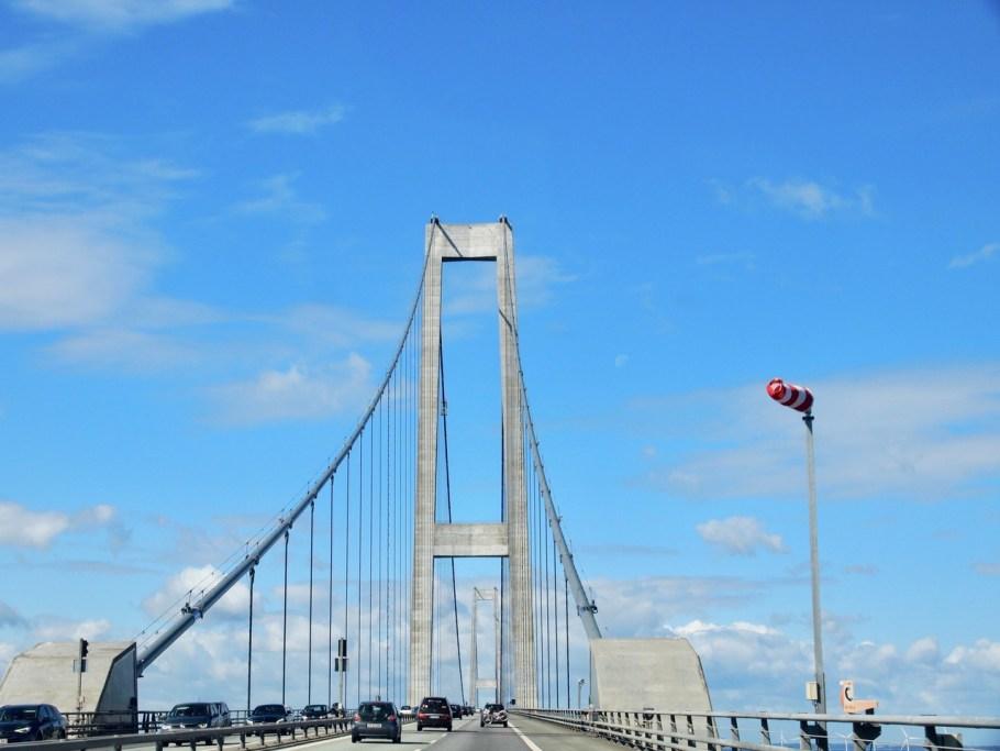 Grosse Belt Brücke