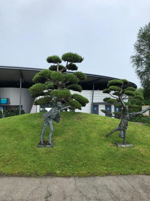 Eingangsbereich - Universe Wissenschafts- und Erlebnispark