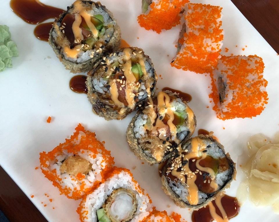 Sushi JaViet, Vietnamesisches Restaurant, Kiel
