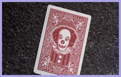 pennywise card