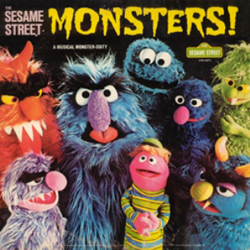 i want a monster to be my friend!