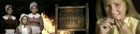 crowhaven farm witch burning