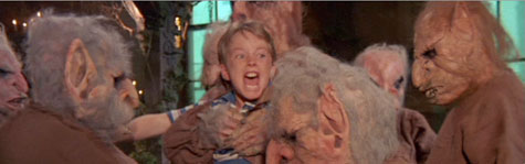 nilbog goblin backwards Troll 2