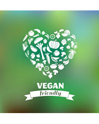 Vegan Friendly Organic Ingredients