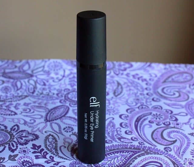elf hydrating under eye primer review
