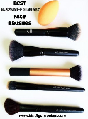 Best Budget-Friendly Face Brushes