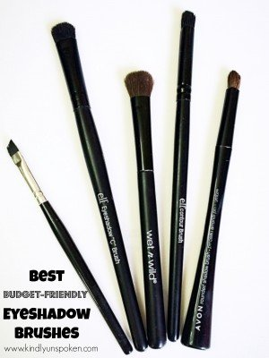 Best Budget-Friendly Eyeshadow Brushes