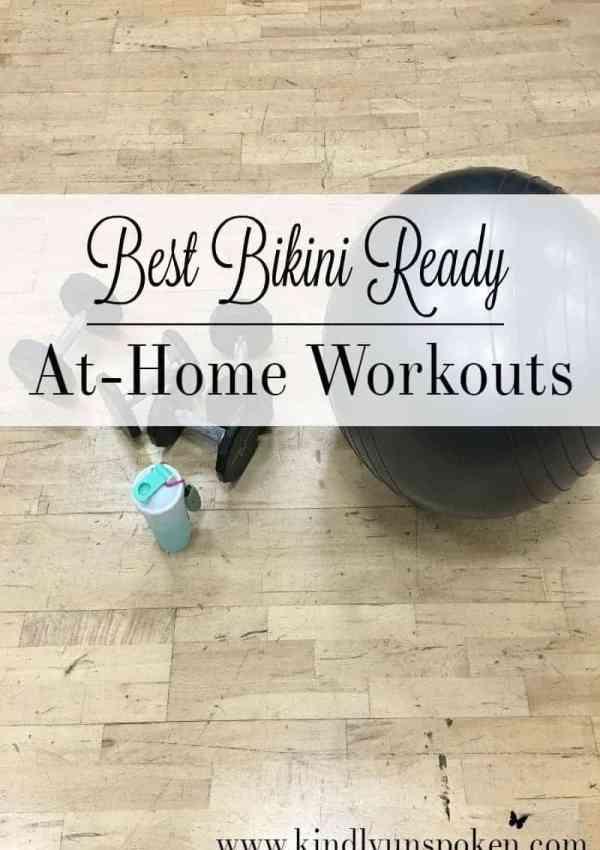 Best Bikini Ready At-Home Workouts