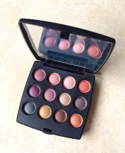 """Coastal Scents Go Eyeshadow Palette """"Beijing"""" Review + Swatches"""