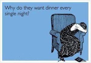 dinner funny