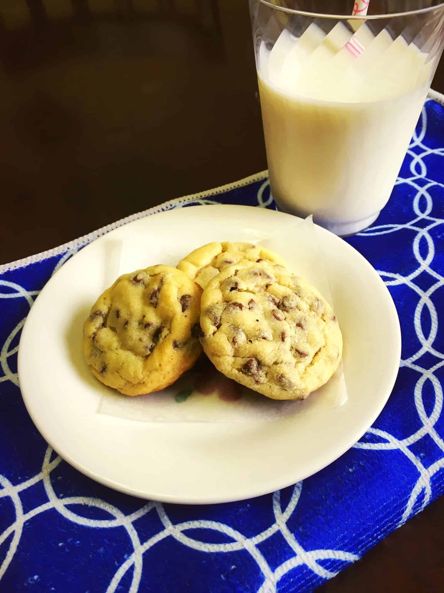 Mom S Famous Easy Chocolate Chip Cookies Recipe Kindly Unspoken