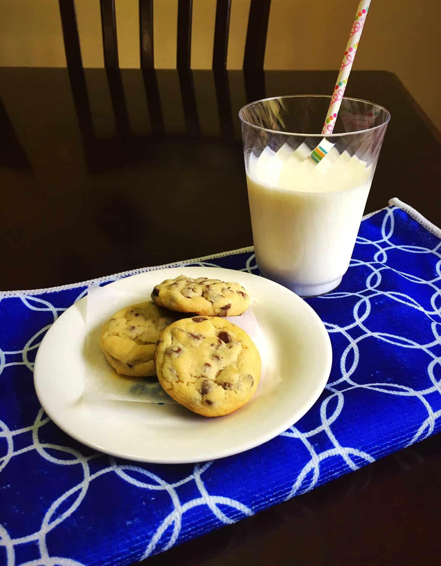 Chocolate Chip Cookie Recipe Using Self Rising Flour