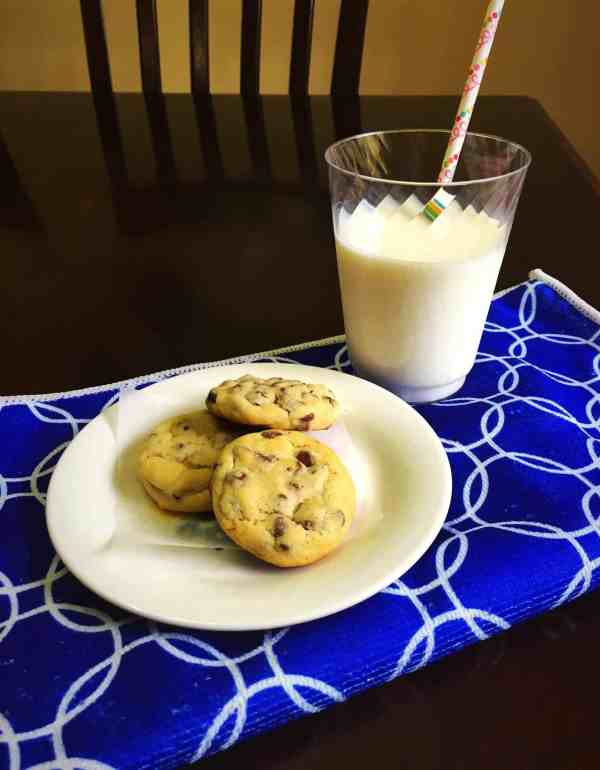 Chocolate Chip Cookies (4)
