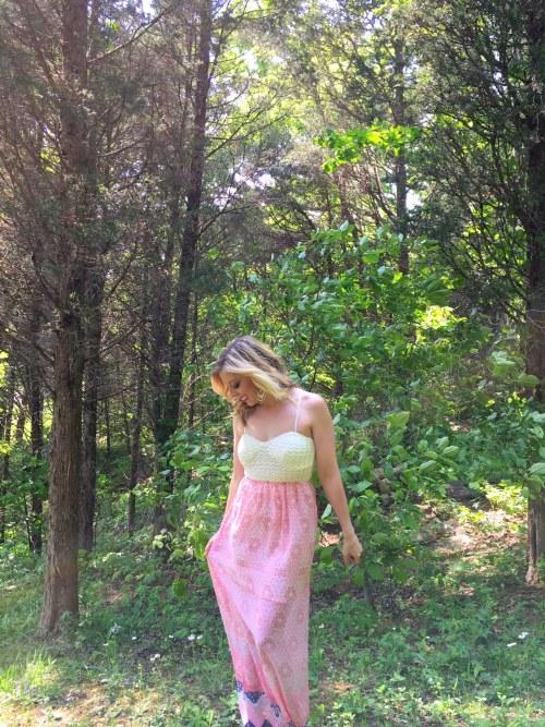 Print Maxi Dress (7)