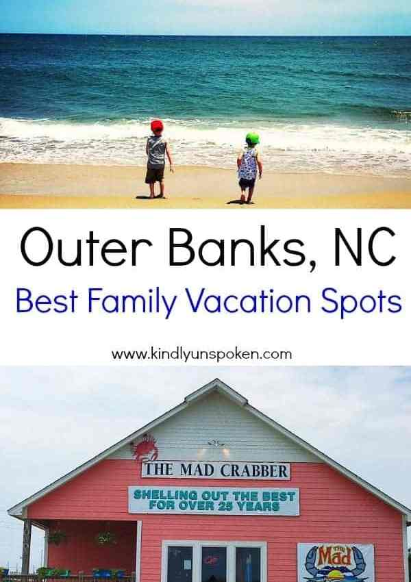 Outer Banks Family Beach Vacation – Our Favorite Spots
