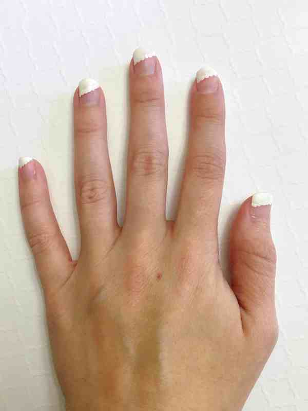 Scalloped Nail Tutorial (11)