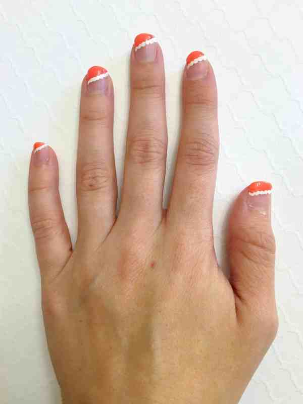 Scalloped Nail Tutorial (13)
