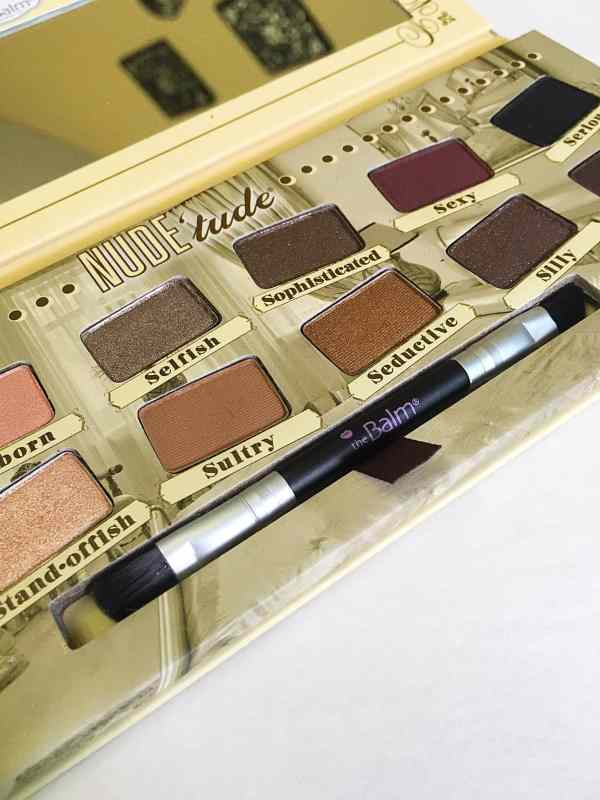 The Balm Cosmetics Nude Tude Palette (6)