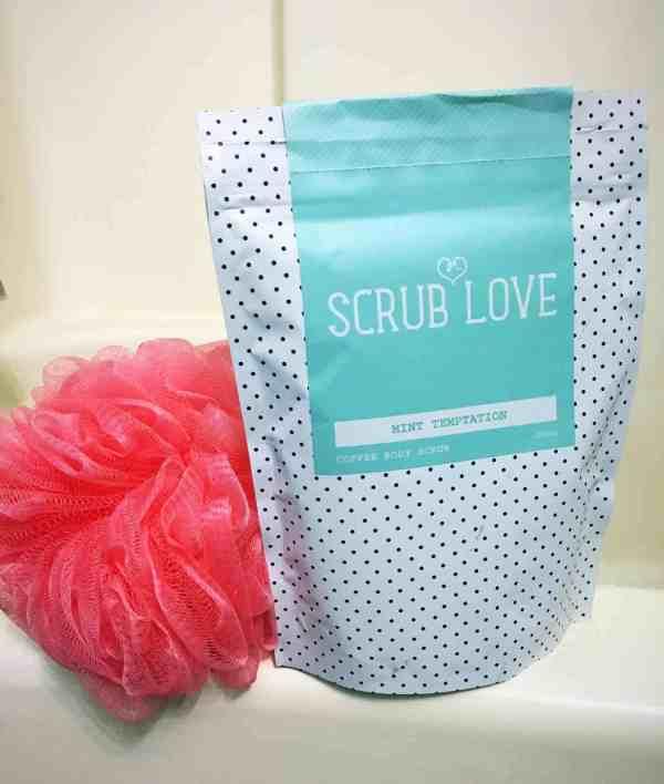 Mint Temptation Scrub Love Body Scrub Review