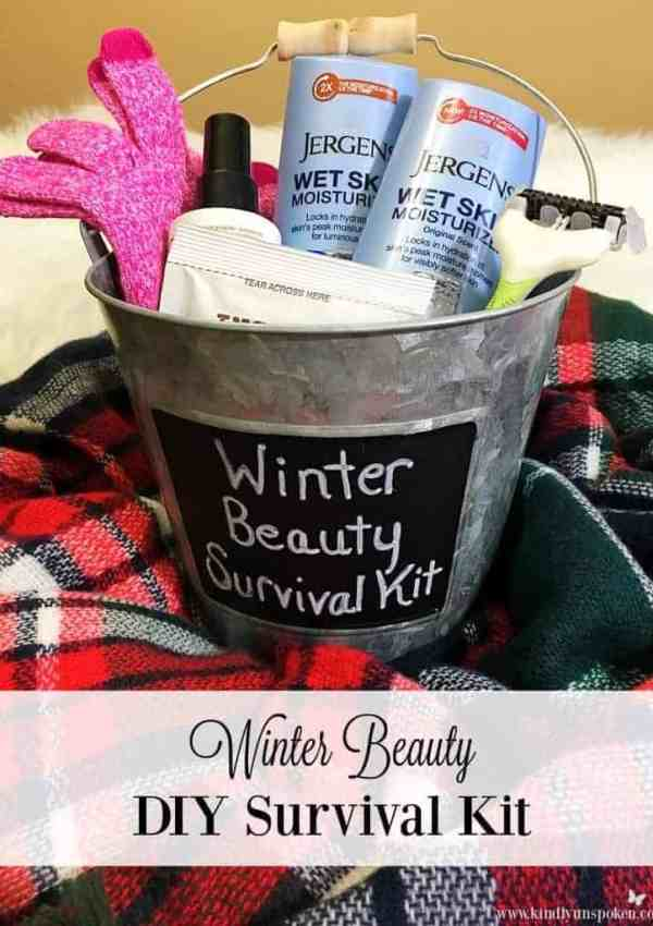 DIY: Winter Beauty Survival Kit
