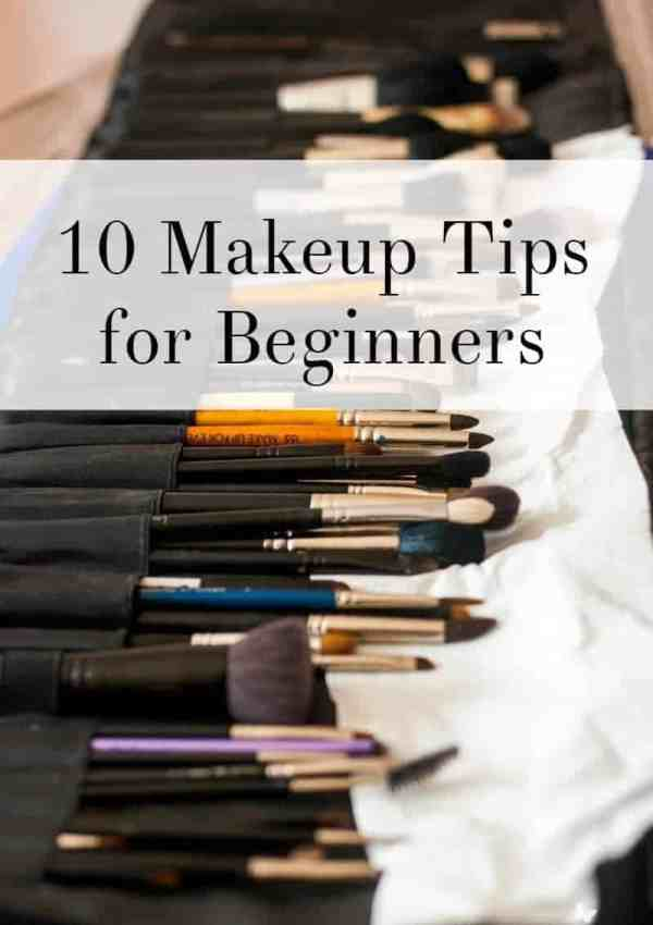 10 Makeup Tips for Beginners + Do's and Don'ts
