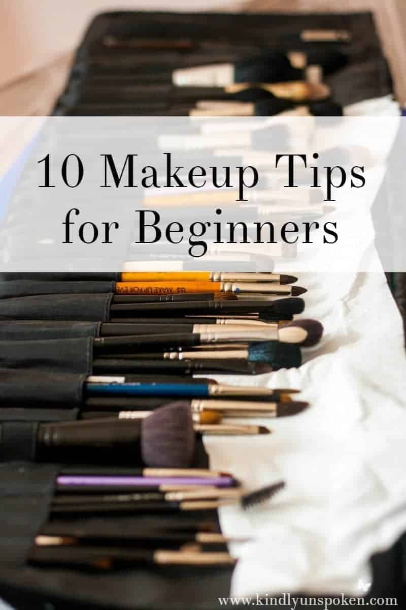 10 Makeup Tips for Beginners (Do's and Don'ts)