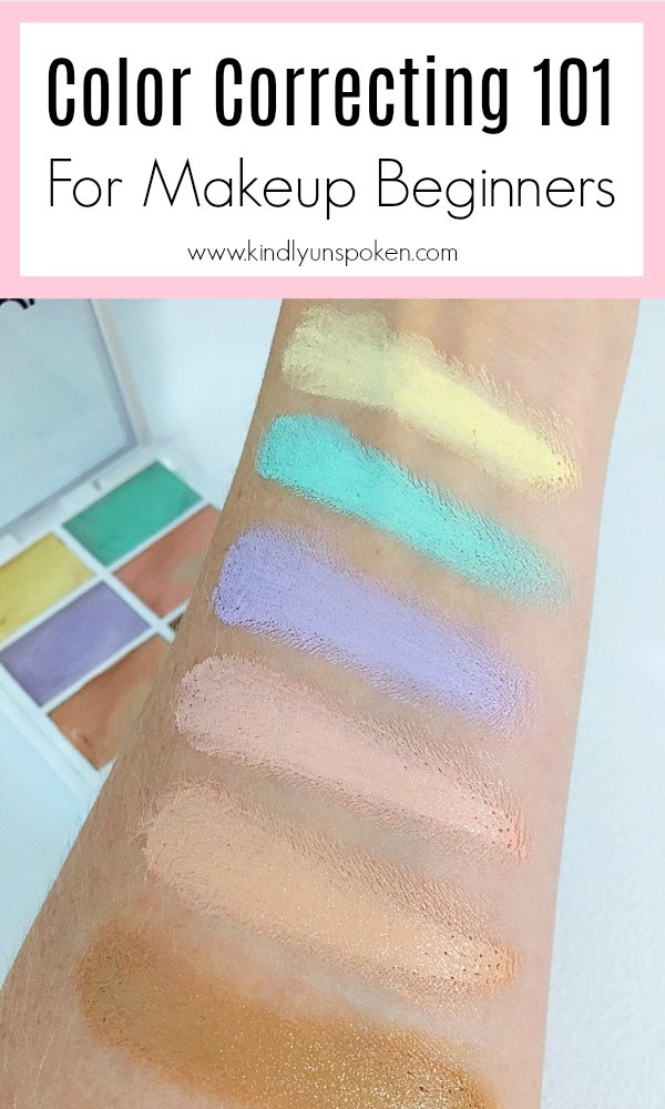 Color Correcting 101 For Makeup Beginners Kindly Unspoken