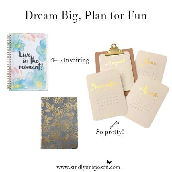 Dream Big, Plan for Fun- Spring Obsessions at Target