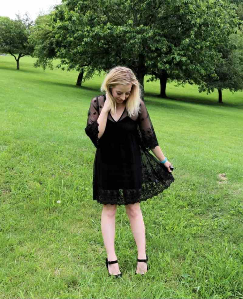 Spring Fashion: Classic Black and White