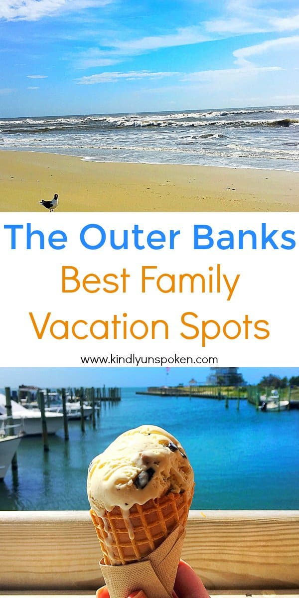 If you're looking for the best beach vacation area in Outer Banks, North Carolina for families, look no further! Today I'm sharing a full recap of our Outer Banks family vacation with photos and recommendations on must-see spots, kid-friendly things to do, and the best places to eat!